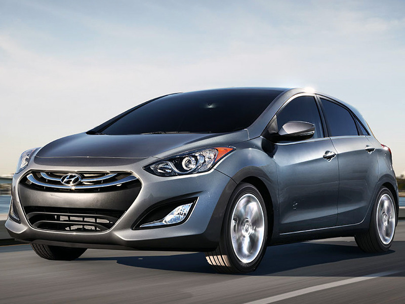 The Elantra GT Is A Smart Choice For Hatchback Shoppers.