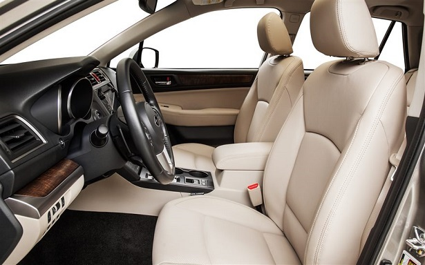 The subaru outback is the world 39 s best wagon web2carz for Subaru outback leather interior