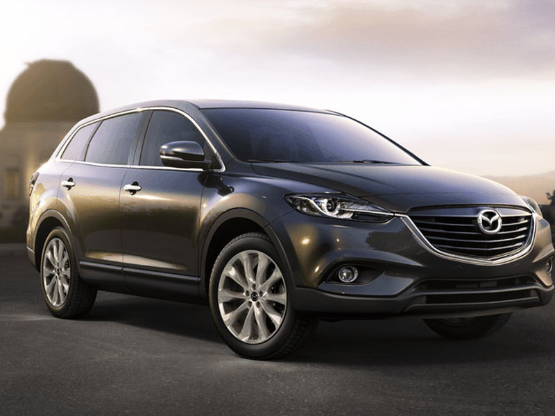 pre owned pick 2014 mazda cx 9 is the driver 39 s suv web2carz. Black Bedroom Furniture Sets. Home Design Ideas