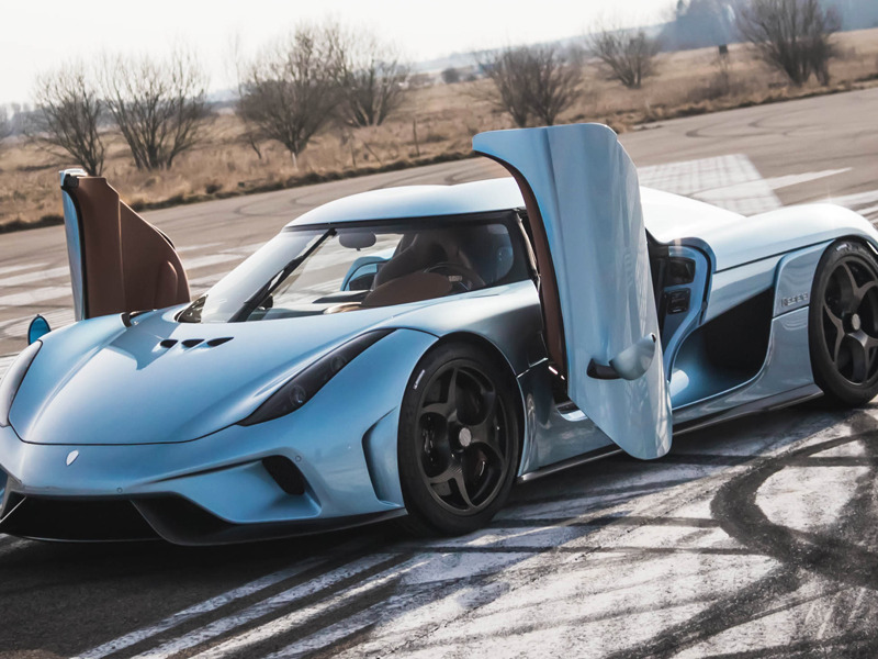 Koenigsegg S Stunning Supercars Are Rare And Radical Web2carz