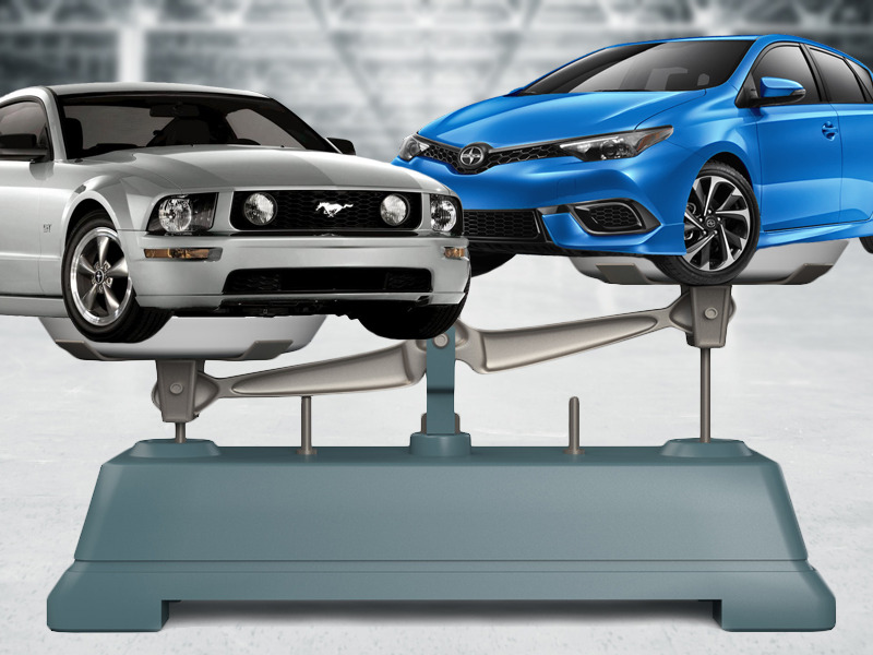 The Great Debate: Do You Buy a Cheap New Car or a Used Luxury ...