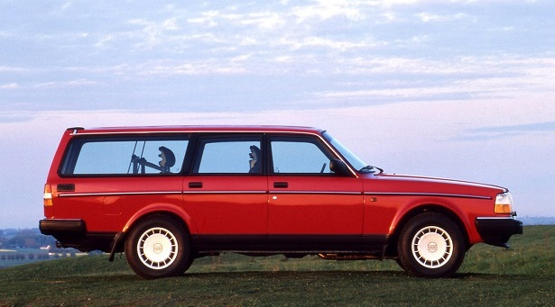 The Sheer But Simple Magic of the Volvo 240 | Web2Carz