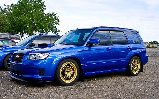 Subaru S Beloved Forester Blends The Best Of The Sedan And