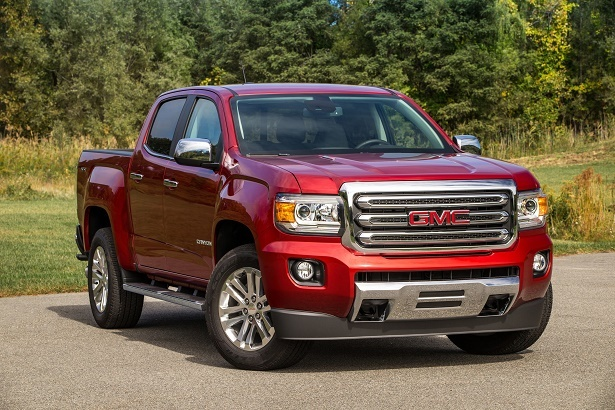 The 2016 Gmc Canyon Is A Luxuriously Appointed Pickup