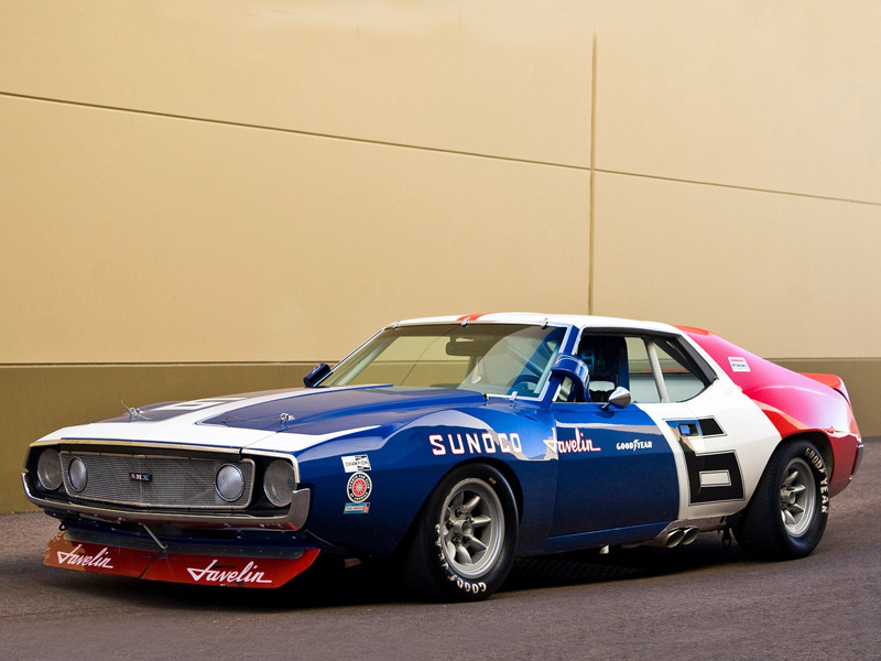 Legends The Amc Javelin Was The Tip Of The Spear Web2carz