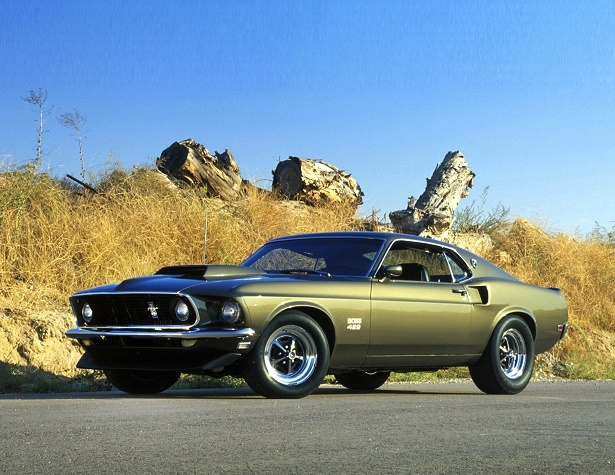 The Ford Mustang Boss 429 Is The Ultimate Muscle Car Web2carz
