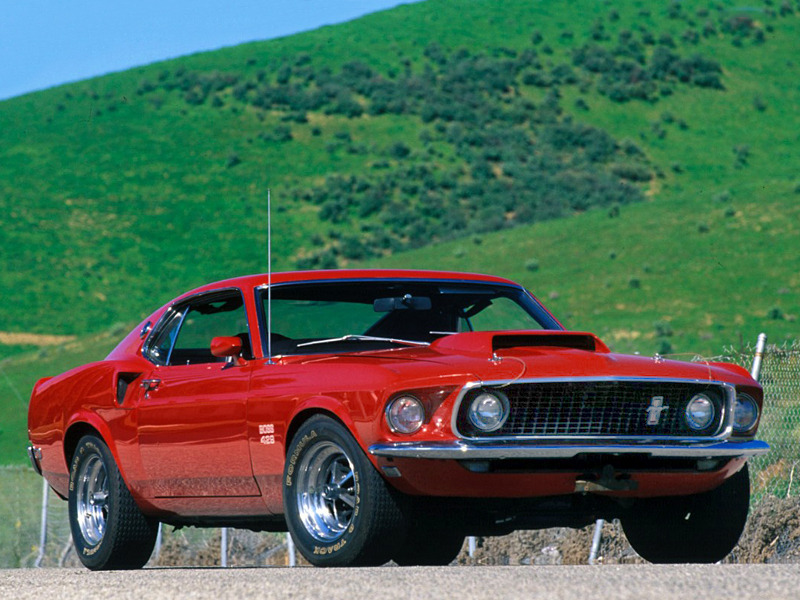 The Ford Mustang Boss 429 is the Ultimate Muscle Car | Web2Carz