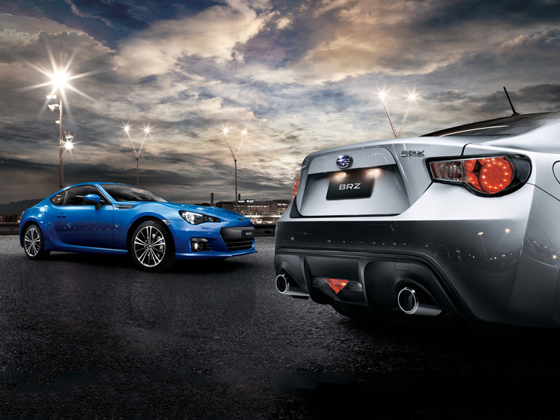 The Subaru BRZ Is A Perfect Modern Example Of A 2+2 Coupe.