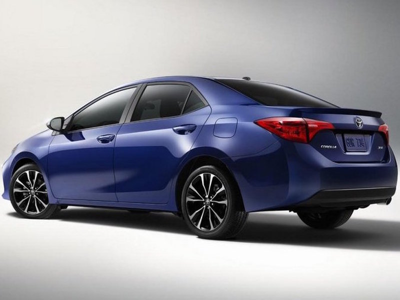 A New Look And Upgraded Safety For The Toyota Corolla WebCarz - Best toyota model