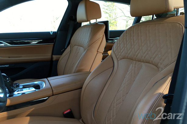 5 Cars With The Best Front Seats Web2carz