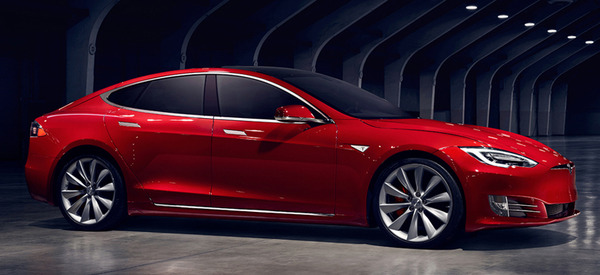 The Tesla Model 3 Gets A Seriously Early Facelift Web2carz