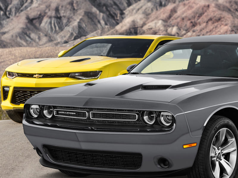 These Are The V8 Powered Performance Vehicles Of Your Dreams