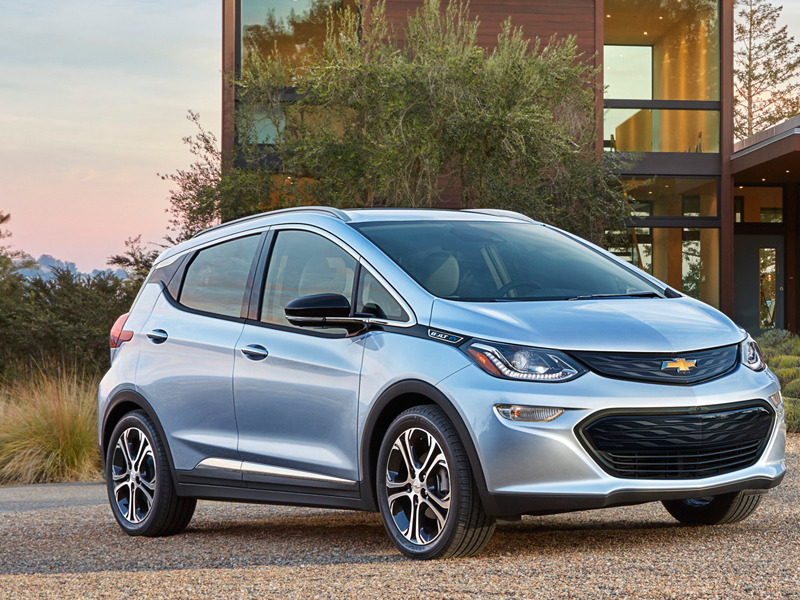 The 5 Best and Most Affordable Electric Cars | Web2Carz