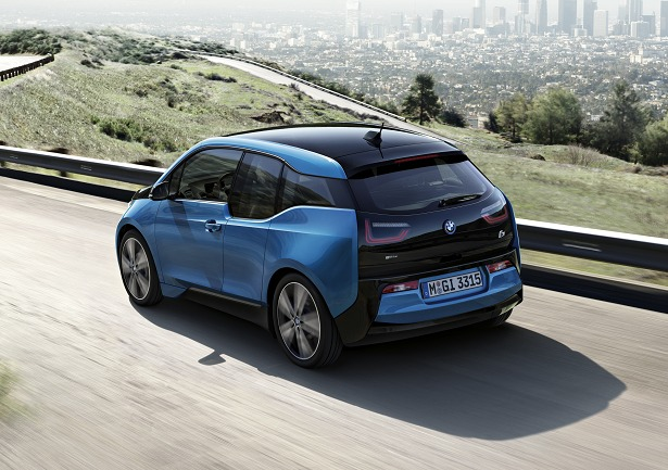 Following The Likes Of Nissan Who Is Extending Its Leaf S Range To 107 Miles For 2017 Model Bmw Boosting Compact Electric I3