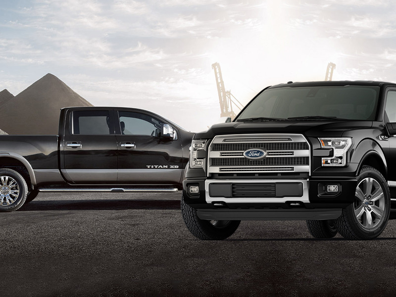 Two Of The Best Trucks On Market