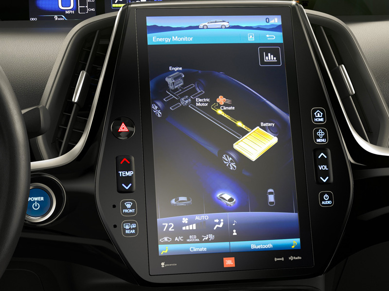 5 Cars With The Best Touchscreens Web2carz