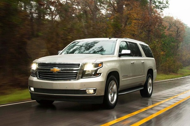 Whether It S A Family Road Trip Camping Outing Or Weekend Getaway There No Better Vehicle For Comfort And E Than The Chevrolet Suburban Base Msrp