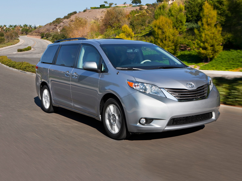 The Swagger Wagon Is About As Handsome As A Minivan Gets.