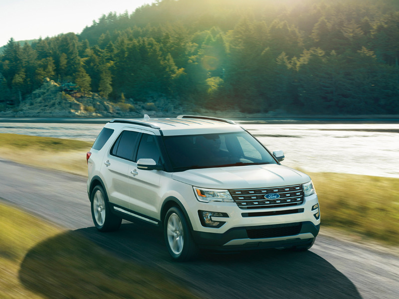 Get In One Of These Suvs And Go For A Long Drive