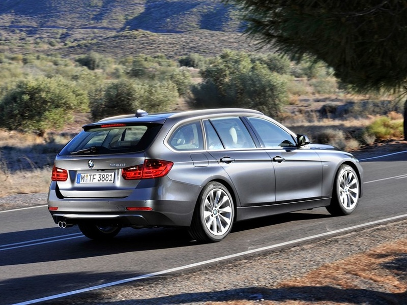 The BMW Series Sports Wagon Will Be No More WebCarz - Bmw 3 series sport wagon