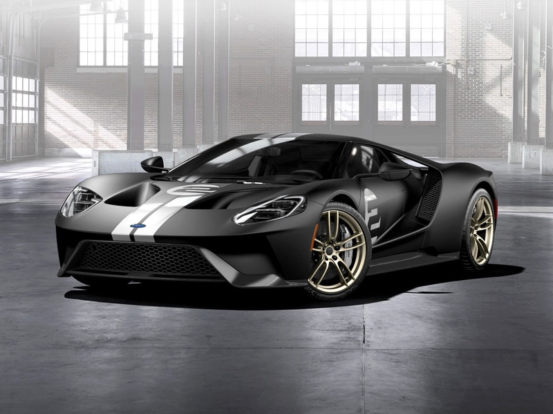 Ford wants to remind you of its 1966 Le Mans win.