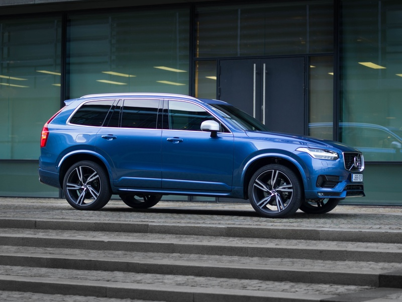 Twelve years lafter the first one emerged, the new XC90 changes everything.