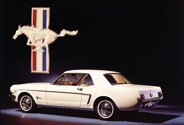 Ford Mustang The First Pony Car