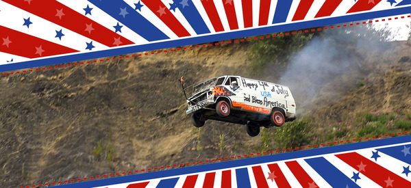 Video 4th Of July Car Jumping In Alaska Is Too Much Fun