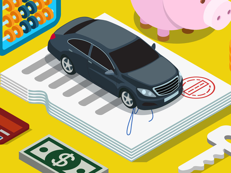You have a couple options when it comes to auto financing.