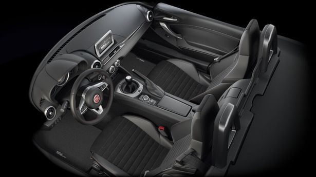 Configure This How We D Spec The 2017 Fiat 124 Abarth