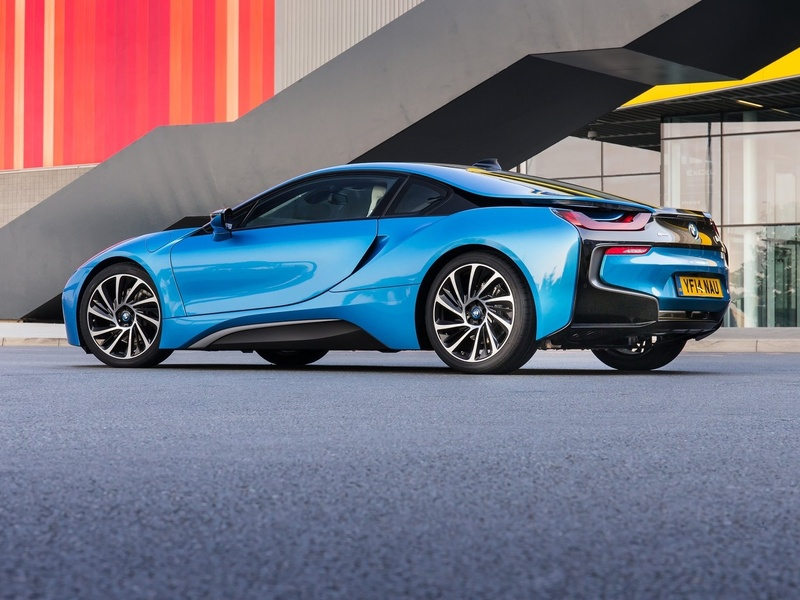 Will The Next Generation Bmw I8 Get 750 Horsepower Web2carz