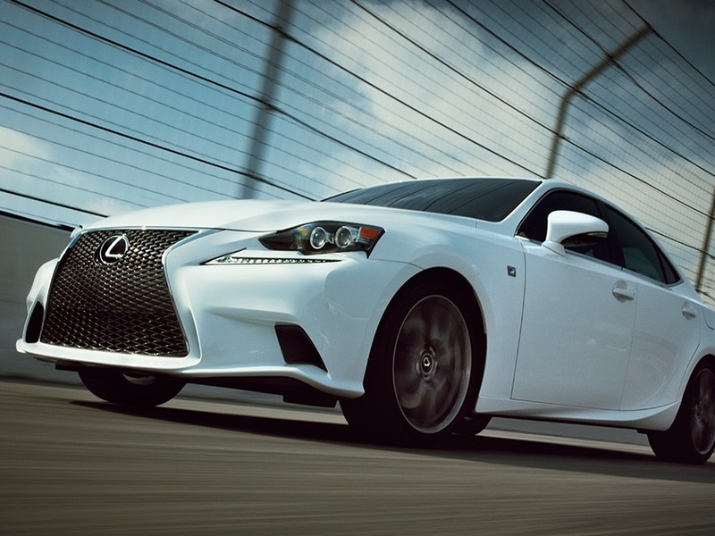 Lexus Makes One Seriously Good Sports Sedan If Only It Had A Proper 6