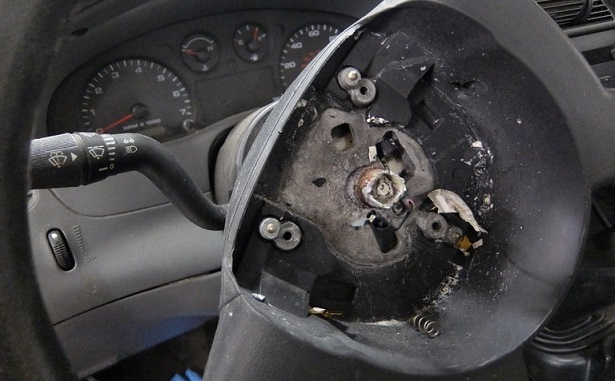 The history of air bags