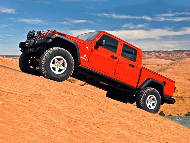 We anticipate that the new Jeep pickup will become its hottest seller.