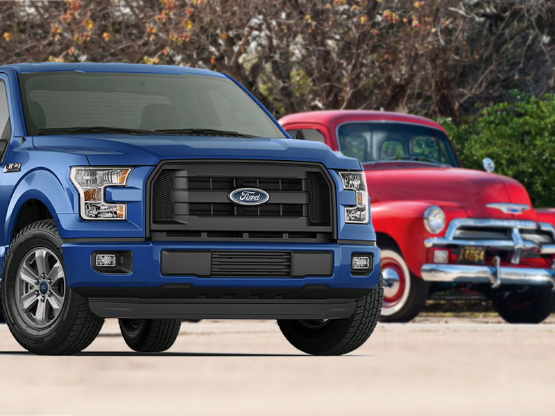 A truck is one of the most versatile vehicles on the road.