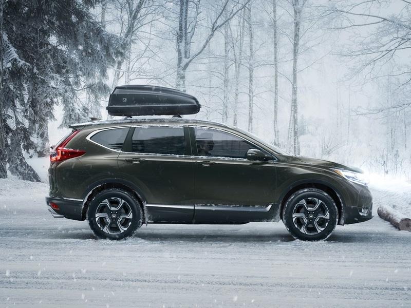 Honda's redesign of the CR-V makes the model even better.