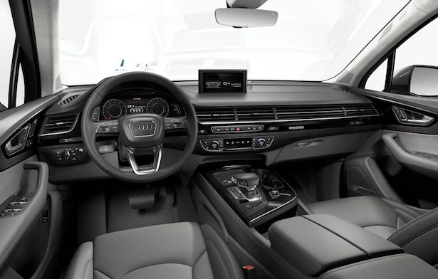 Configure This How We D Spec The 2017 Audi Q7 Web2carz