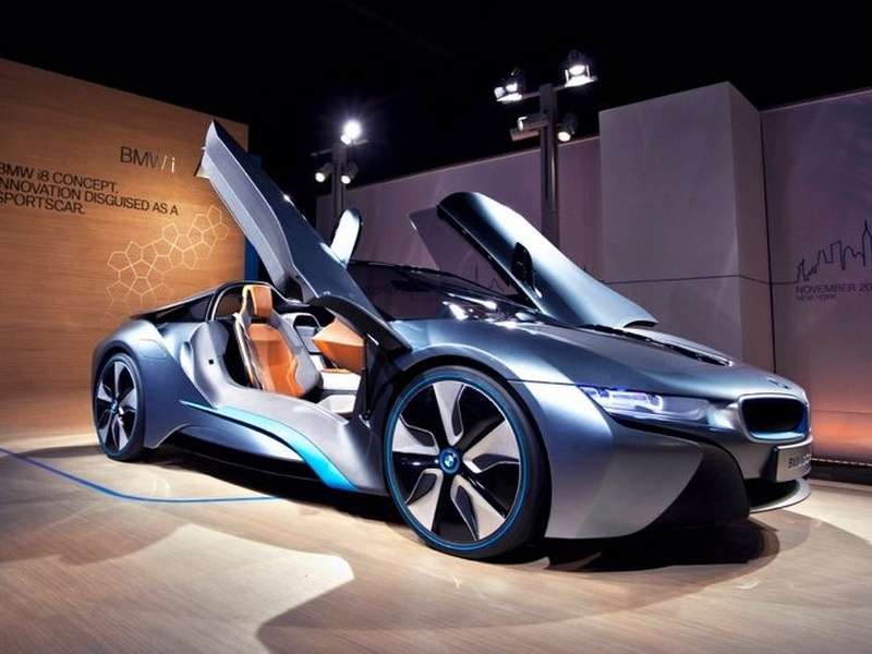 Bmw S I8 Roaster Plug In Hybrid Will Hit Showrooms In 2018 Web2carz