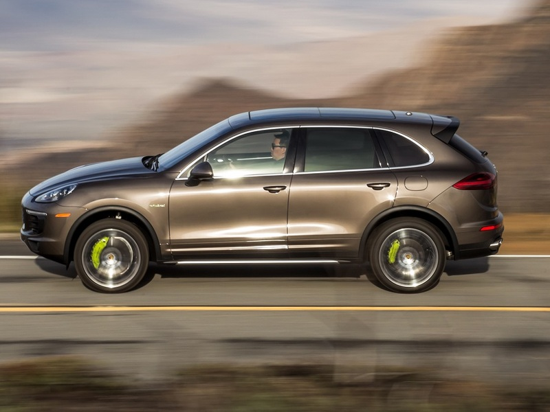 The Porsche Cayenne S E Hybrid Is Just One Of Your Suv Options