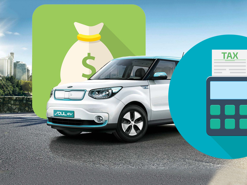 How Electric Vehicle Tax Credit Works | Web2Carz