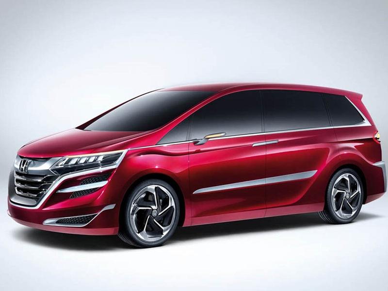 2018 honda minivan. modren minivan the 2018 honda odyssey could resemble the vehicle above to honda minivan