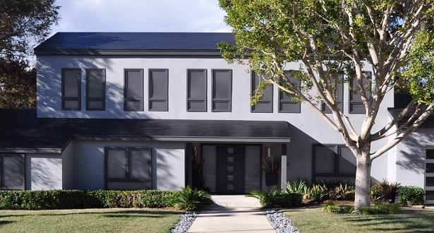 Tesla And Solarcity Reveal Solar Roof Web2carz