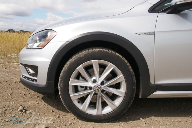 vw alltrack front wheel