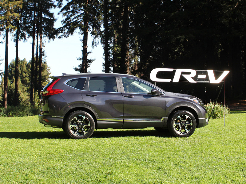 The Honda CR-V is better than ever before.