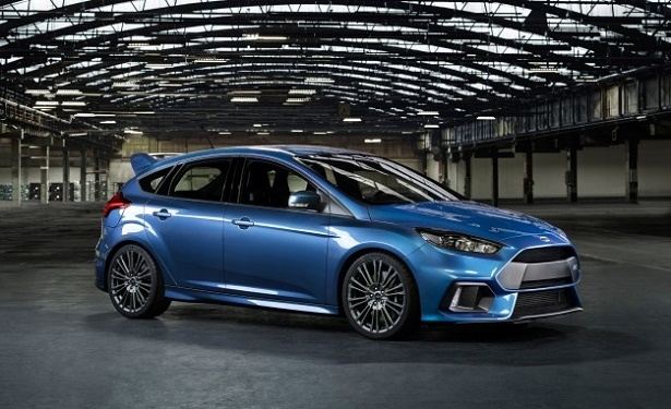 The Best Hot Hatch In World Ford Focus Rs Has A Sweet Six Sd Wahoo