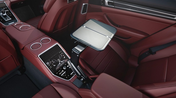 panamera rear table