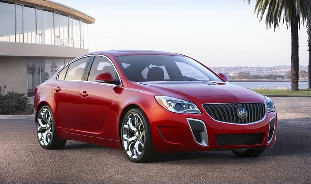 The Buick Regal Gs No Longer Has A Manual Transmission Goodbye Semi Youth Oriented