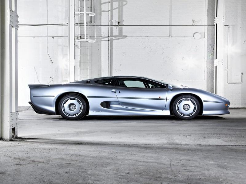 Jaguar once went up against the likes of Porsche, Ferrari and McLaren