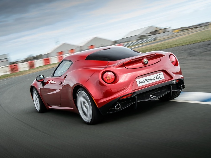 Despite the paltry sales figures. the Alfa Romeo 4C is sublime to drive.