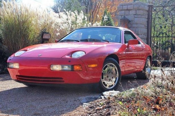 eBay Find: 1987 Porsche 928 S4 | Web2Carz